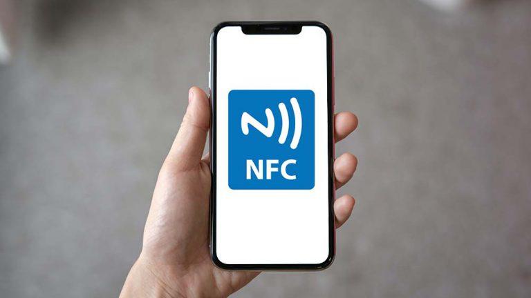 Telefony z NFC!