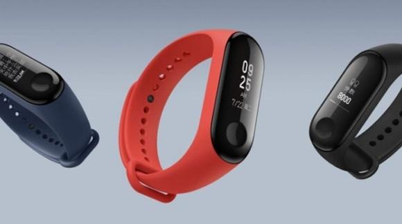 Xiaomi zaprezentowało opaskę Mi Band 3