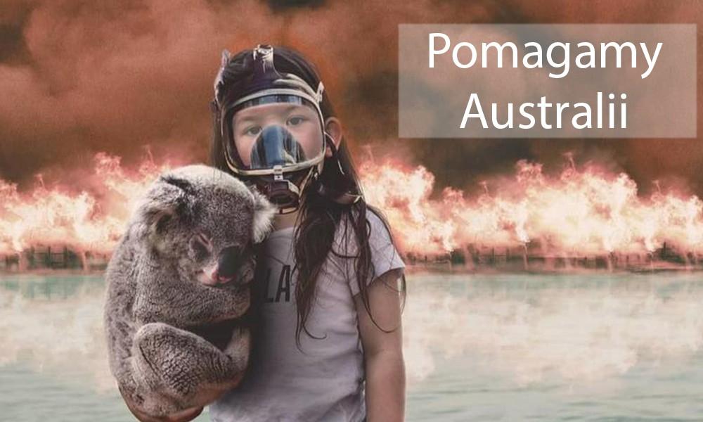 Marka Funnycase.pl zainicjowała zbiórkę pieniędzy na pomoc dla Australii!
