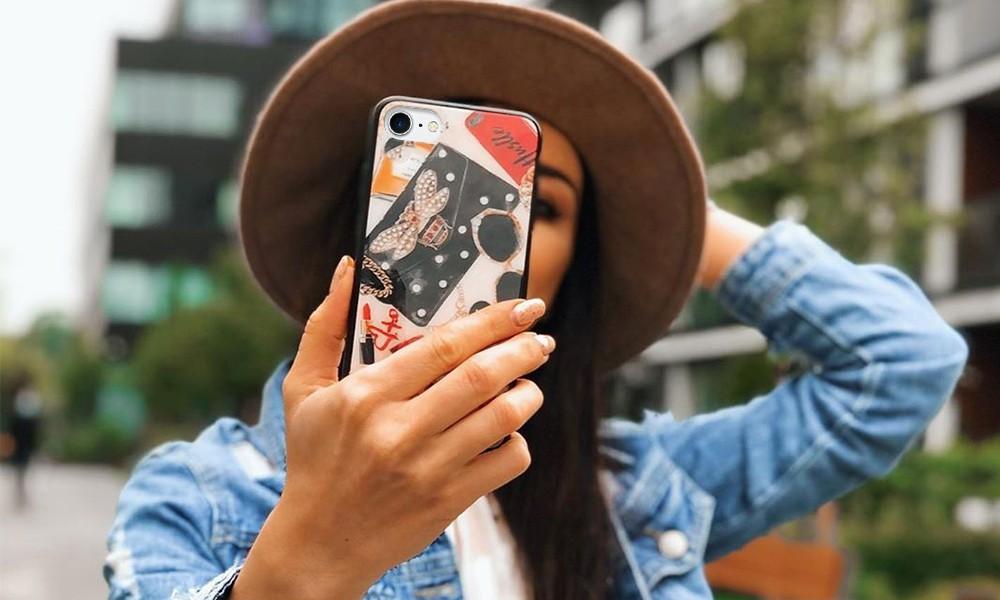 Etui na iPhone SE 2020! Stylowa ochrona smartfona!