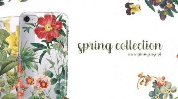 Etui na telefon z kwiatami – absolutny hit wiosny!