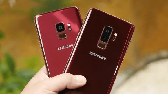 Nowa szata graficzna Samsunga Galaxy S9 i S9+