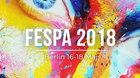 "FESPA 2018 – ""Where Print Takes Off"""