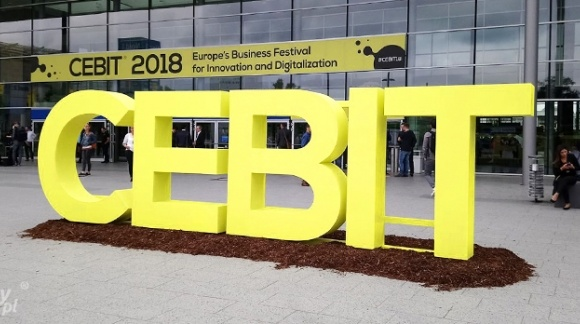 CEBIT 2018 – Europe's Business Festival