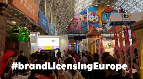 BRAND LICENSING EUROPE 2018