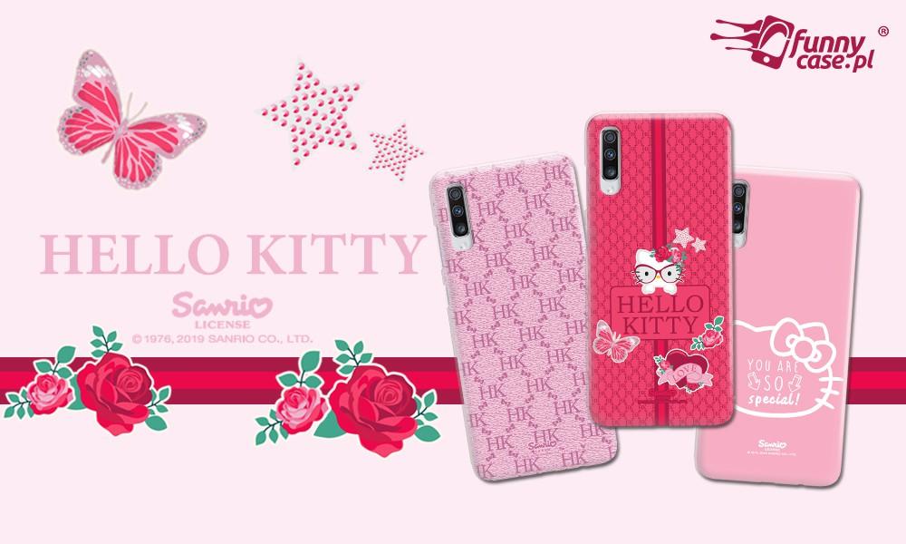 Hello Kitty – Niezwykłe etui na telefon!
